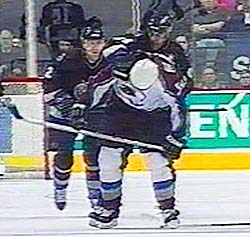 Todd Bertuzzi - Wild Man on Ice